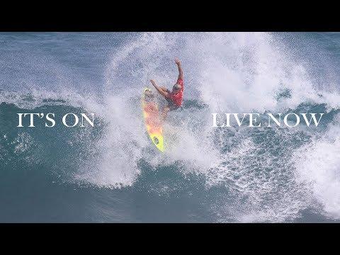 Liga Mundial de Surf EN VIVO