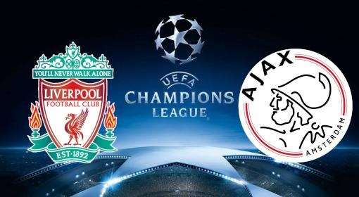 Liverpool FC vs Ajax - Champions League EN VIVO