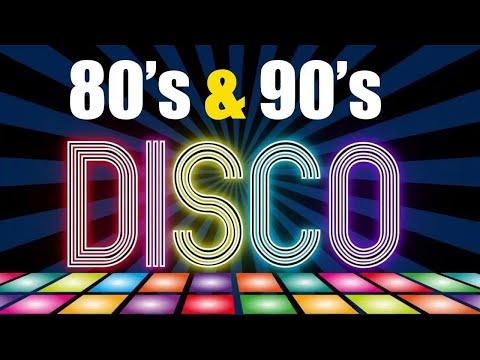 Los mejores temas Disco Dance de los 70 80 90 - Retro Disco Dance Music - Eurodisco Megamix