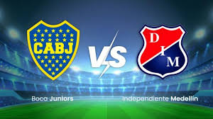 Medellín vs Boca - Ver la Copa Libertadores