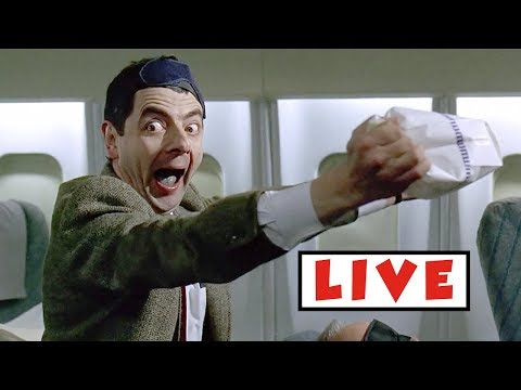 Mr Bean EN VIVO