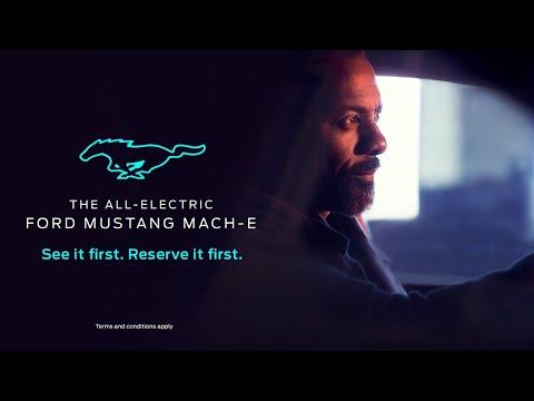 Mustang Mach-E World Debut EN VIVO