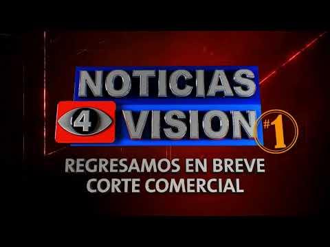 Noticias 4 Visión EN VIVO