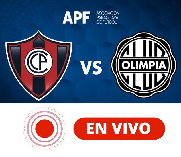 Olimpia VS Cerro Porteño EN VIVO
