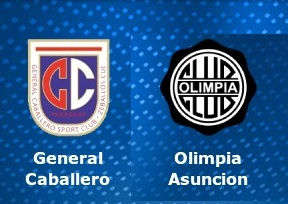 Olimpia vs General Caballero En Vivo