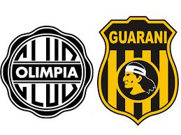 Olimpia vs Guaraní En Vivo