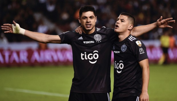 Olimpia vs LDU Quito - Copa Libertadores EN VIVO
