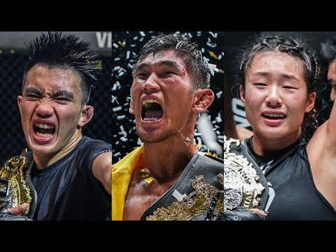 ONE Debuts: MMA World Champions LIVE
