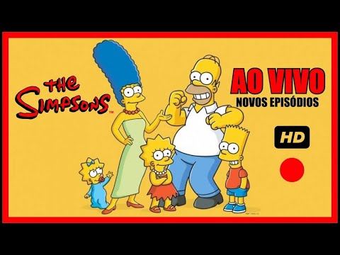 Os Simpsons AO VIVO! HD 24 HORAS POR DIA