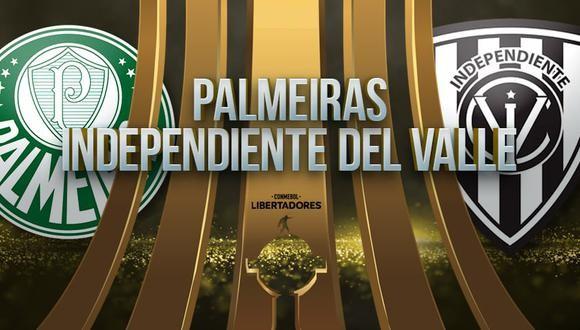 Palmeiras vs Independiente del Valle EN VIVO - Copa Libertadres EN DIRECTO