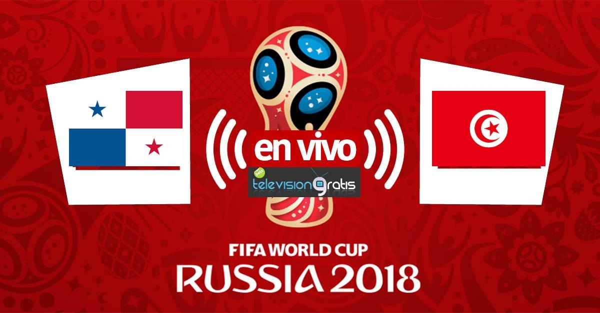 Panama vs Tunez en vivo