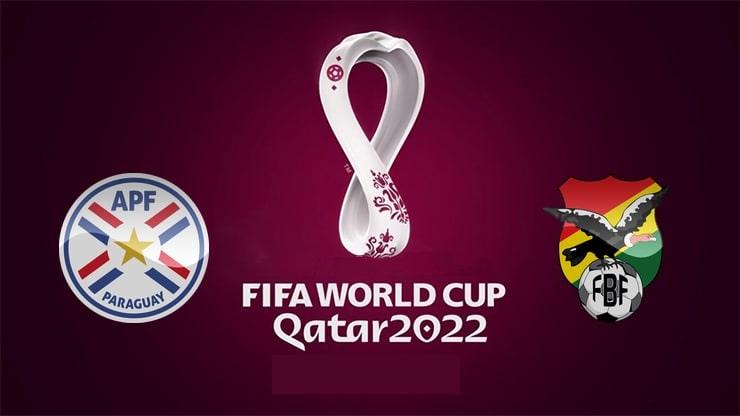 Paraguay vs Bolivia - EN VIVO - Eliminatorias Qatar 2022