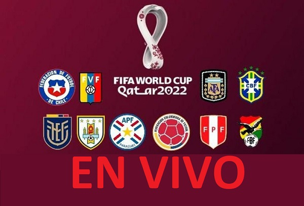 Paraguay vs Colombia EN VIVO - Eliminatorias Catar 2022