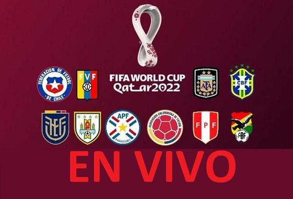 Paraguay vs Venezuela EN VIVO - Eliminatorias Catar 2022