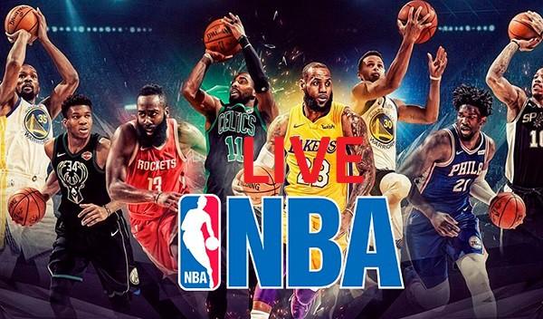 Partidos de la NBA EN VIVO