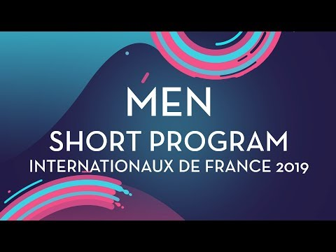 Patinaje artístico sobre hielo EN VIVO -  Internationaux de France 2019