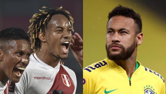 Perú vs Brasil - EN VIVO - Eliminatorias Qatar 2022
