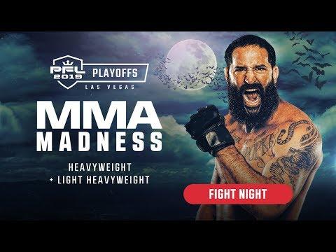 PFL MMA EN VIVO