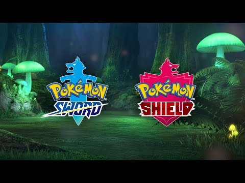 Pokemon Sword and Shield - Cámara de la Region Galar EN VIVO