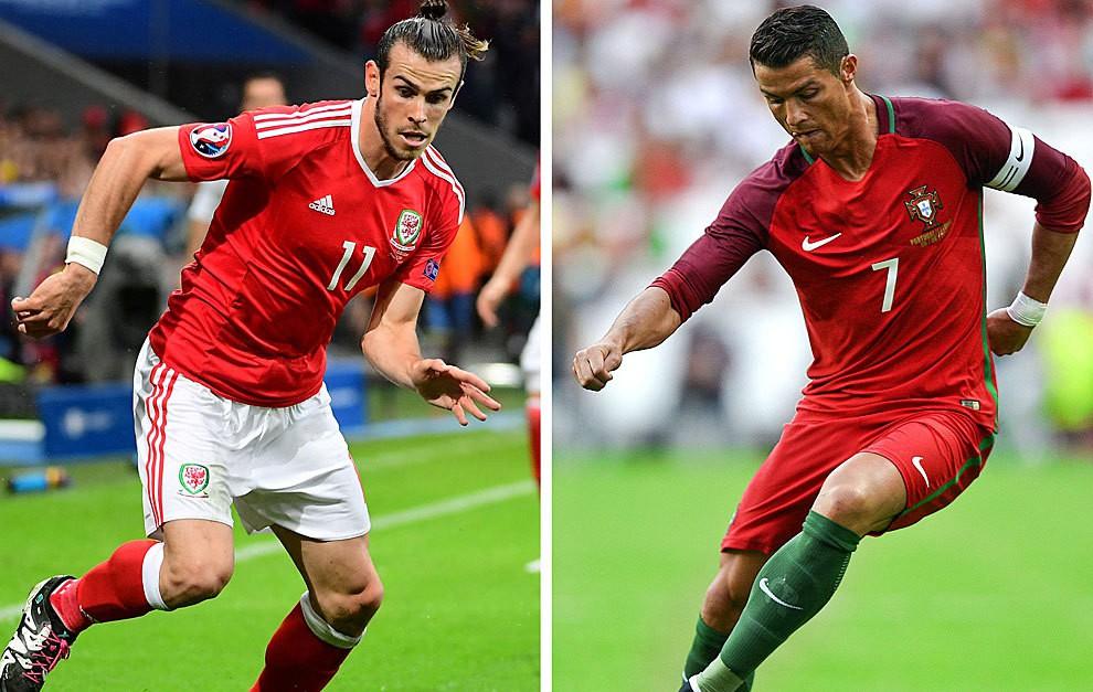 Portugal vs. Gales - Semifinal Eurocopa 2016