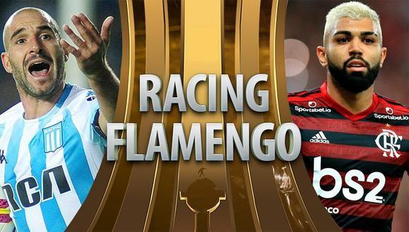 Racing vs Flamengo EN VIVO - Ver la Copa Libertadores