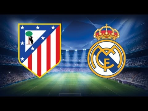 Real Madrid v Atlético Madrid - Champions League En Vivo