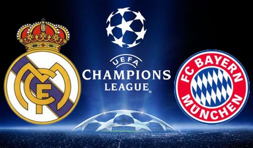 Real Madrid vs Bayern Munich En Vivo - Champions League Online