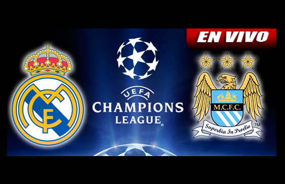 Real Madrid vs Manchester City En Vivo
