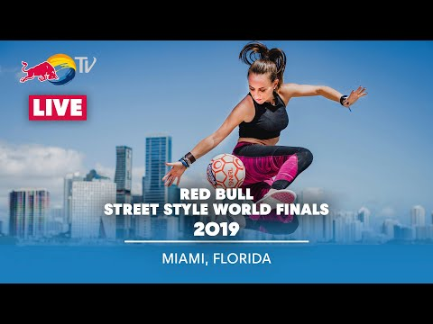 Red Bull Street Style World Final 2019 EN VIVO