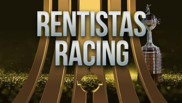 Rentistas vs Racing EN VIVO - Copa Libertadores
