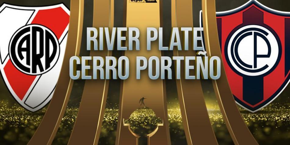 River Plate vs Cerro Porteño EN VIVO - Copa Libertadores Online