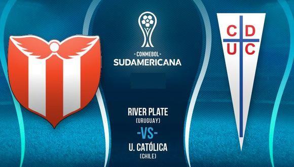 River Plate vs Universidad Católica EN VIVO - Ver la Copa Sudamericana