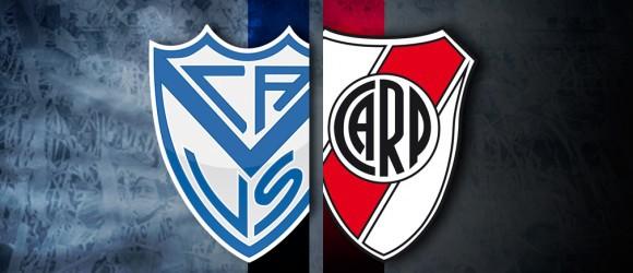 River Plate vs Vélez Sársfield En Vivo