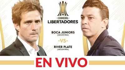 River vs Boca En VIVO - Final Libertadores Online