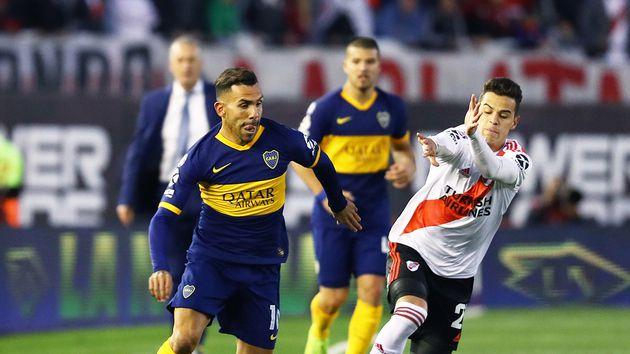 River vs Boca En VIVO - Semifinal Libertadores Online