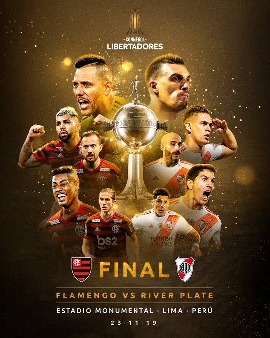 River vs Flamengo EN VIVO - Final única de la Copa Libertadores de América