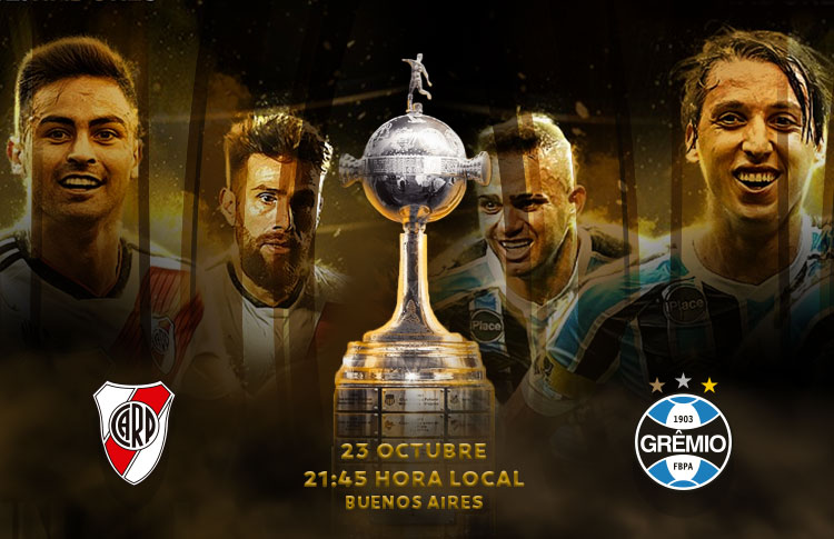 River vs Gremio En Vivo