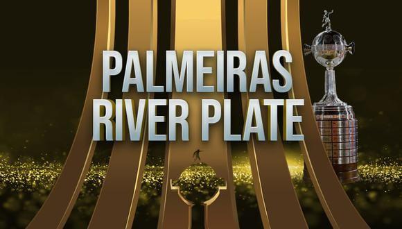 River vs Palmeiras EN VIVO - Copa Libertadores EN DIRECTO