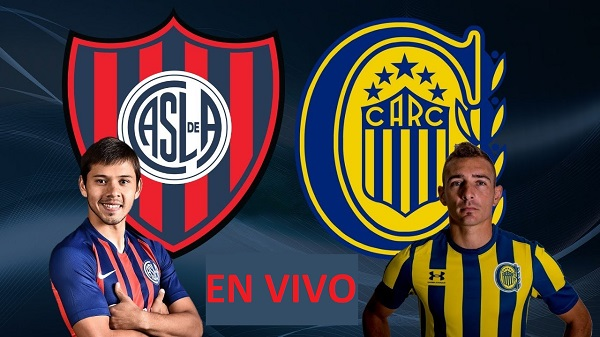 Rosario Central vs San Lorenzo EN VIVO - Copa Sudamericana