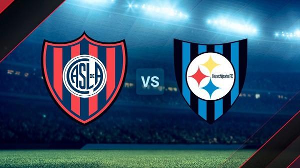 San Lorenzo vs Huachipato EN VIVO - Copa Sudamericana