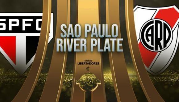 Sao Paulo vs River EN VIVO - Ver la Copa Libertadores