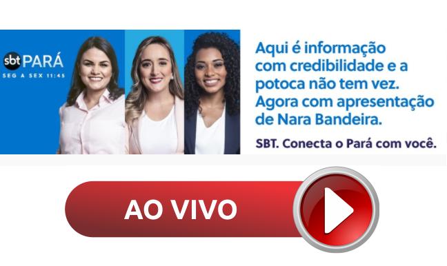 SBT Pará AO VIVO