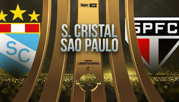 Sporting Cristal vs Sao Paulo EN VIVO - Copa Libertadores EN DIRECTO