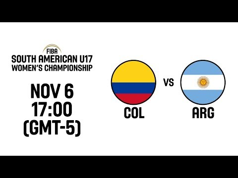 Sudamericano de Basket Sub 17 EN VIVO