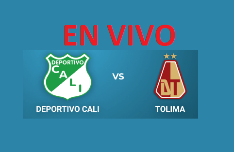 Tolima vs Deportivo Cali EN VIVO - Copa Sudamericana