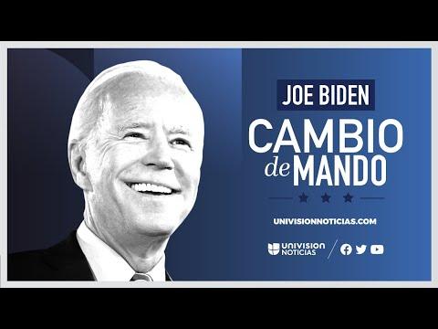 Toma de Posesión de Joe Biden - En Vivo y En Español
