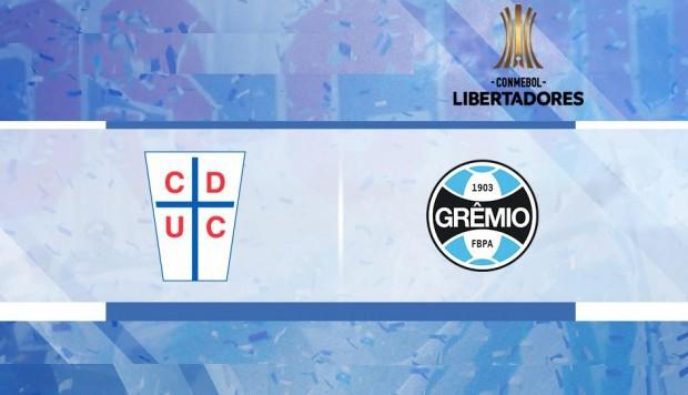 U. Católica vs Gremio EN VIVO - Ver la Copa Libertadores