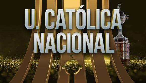U. Católica vs Nacional EN VIVO - Copa Libertadores
