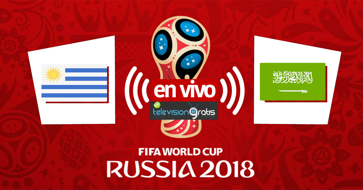 Uruguay vs Arabia Saudí en vivo