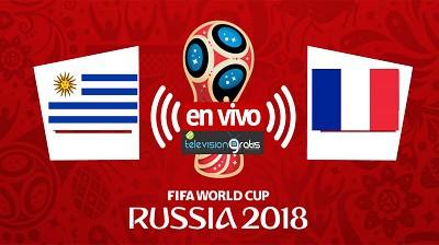 Uruguay vs Francia En Vivo - Cuartos de Final Mundial Rusia 2018